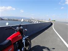 湾岸線を走破したよ💨 ① バイク編