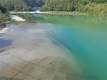 長野県天龍村長島(県道430号線天龍橋)