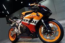 「RacingDNAの結晶」ホンダのスーパーバイク!CBR1000RRのガラスコーティング【リボルト湘南】