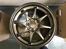 今日のホイール RAYS Volk Racing CE28N(レイズ ボルクレーシング CE28N) -ホンダ S660用-