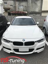 【BMW 320d LDA-3D20 ディーゼルサブコンTDI Tuning TWIN CHANNEL】インプレ頂きました。