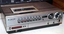 (ビクター) 今日は「世界初のVHSビデオデッキ」発売の日