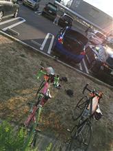 サイクリングしまなみ初出走