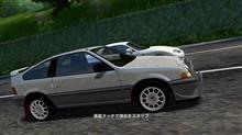 走り込みこそレベルアップの基本! バラードスポーツ CR-X Si AS