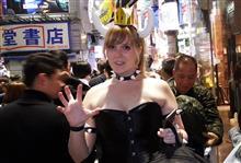 ksの、渋谷のハロウィンに行ってきた!