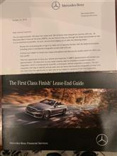 The First Class Finish Lease-End Guide