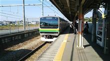 いざ、東京へだよ♪