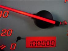 100,000km到達