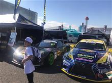 TOKYO DRIFT(D1 GRANDPRIX・FIA IDC)に出展中!