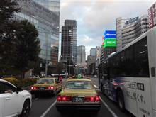 横浜からの帰りは何故か東京駅前を・・・・