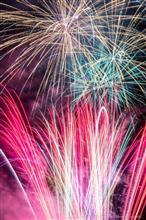 岡崎ロドミからの花フェスタ記念公園「音と光のファンタジー花火コンサート」