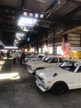 諏訪で旧車展示会?
