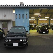 VW GOLF Ⅰ & GOLFⅡ  GTi
