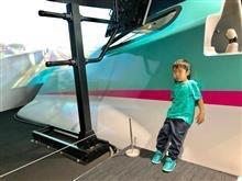 新幹線に乗って鉄道博物館に行ってきた(本編:後編)