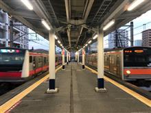 京葉線と武蔵野線