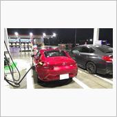 通勤快速ロードスターの燃費。
