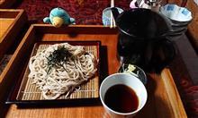 東京村の秘境の蕎麦屋へ