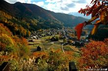 秋の白川郷旅行(その1)