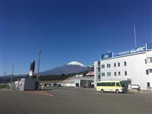 久々に富士