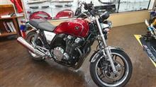 Honda バイク CB1100 ショートムービー
