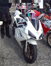スーパースポーツ夢の共演CBR1000RR YZF-R6 in Racer Replica Big Festival2018秋