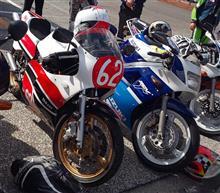 汚れた英雄 北野スペシャル&88FZR1000&88RGV250Γ in Racer Replica Big Festival2018秋