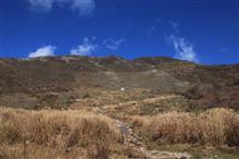 秋の伊吹山に登ってきました!