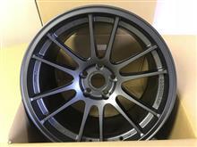 今日のホイール ENKEI Racing Revolution GTC01RR(エンケイ レーシングレボリューション GTC01RR) -ニッサン S15シルビア用-