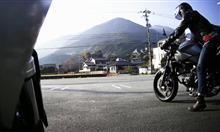 今朝も神山へ