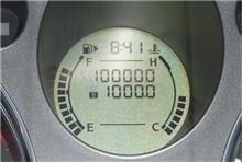 祝100,000km(^O^)