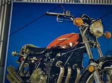 近所のバイク屋さん 一周年