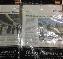 キャンドゥのドイツ新聞