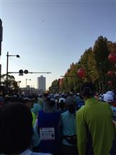 第4回岡山マラソン参加してきました(^_−)−☆