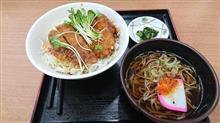山賊焼き丼(長野自動車道 梓川サービスエリア)