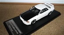 R32のカーボンボンネット仕様