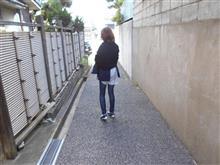 本州の小道(路地)