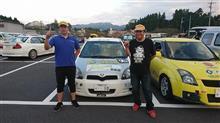 2018年九州ラリー選手権年間シリーズチャンピオン獲得!!