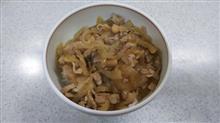 今宵は豚丼をメインに  #料理 #恋する豚研究所 #札幌黄