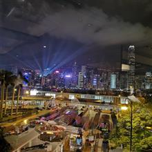 香港出張の最終日