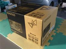 【ケンウッドDDX6170BT】DVDモニターレシーバー。