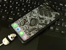 またiPhone Xで♪