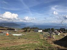 琵琶湖一周。