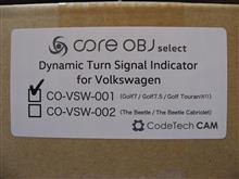 Codetech Dynamic Turn Signal Indicator for Volkswagen