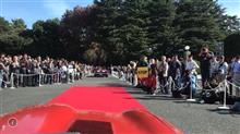 今年のパレードはトラブルフリーでした