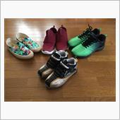 靴買いww