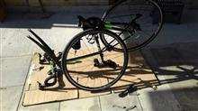 今週の自転車は、テーマを決めてトレーニング!