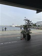 久しぶりに横浜へ ~ MARINE & WALK YOKOHAMAへ行ってみました♪