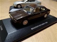 マセラティビトゥルボ1982