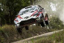 WRCオーストラリア終了 おめでとうトヨタ!マニュファクチャラーズ獲得❕