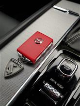 Volvo red key
